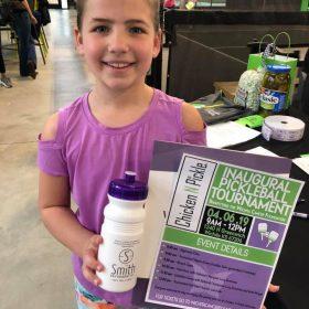 Kids Klinic Participant!