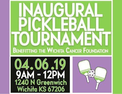 WCF's Inaugural Pickleball Tournament 2