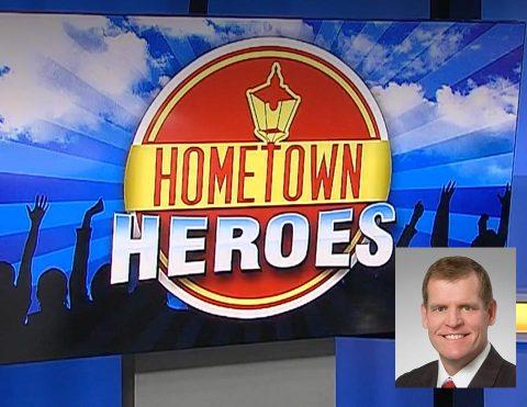 WCF Board President chosen for KSN's Hometown Hero