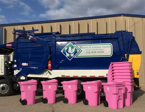 Pink Garbage Cart Fundraiser-WCF-2